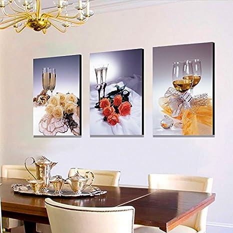 Pingofm El restaurante es moderno y minimalista, y comedor, donde la cocina  de animación versión vertical colgando sofá imagen pinturas de pared de ...