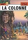 Lefranc, tome 14 : La colonne par Martin