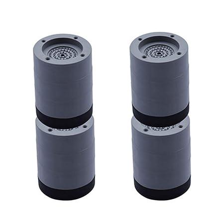 Almohadillas para patas de lavadora, 4 unidades, antivibración ...