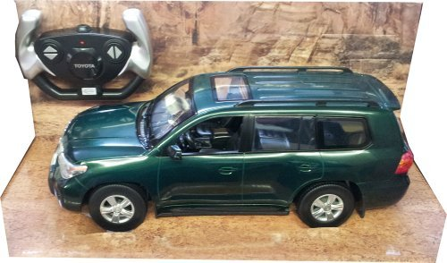 1:16 Scale Toyota Land Cruiser Model RC Car RTR (COLOR (Rc Land Cruiser)