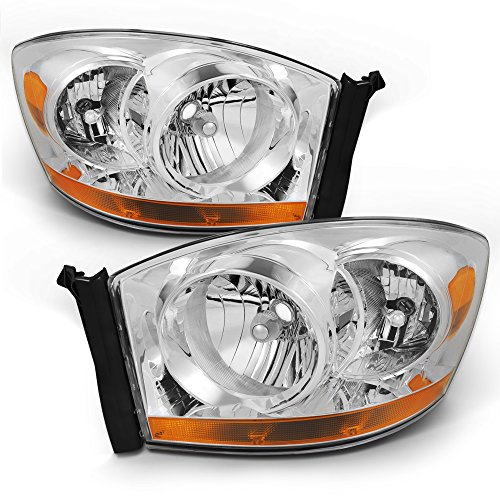 07 dodge ram headlight assembly - 5