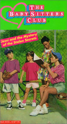 The Baby Sitters Club: Jessi and the Mystery of the Stolen Secrets [VHS] by The Baby Sitters Club