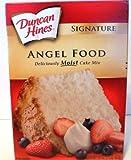 Duncan Hines Angel Food Cake Mix - 16 oz - 2 Pack