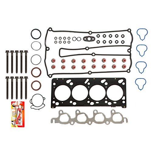 Fits 2001-2003 Ford Cougar Escort ZX2 Zetec 2.0 Vin 3 Head Gasket Set Head Bolts