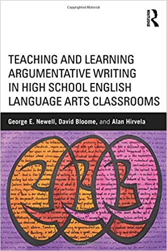 Amazon teaching and learning argumentative writing in high teaching and learning argumentative writing in high school english language arts classrooms 1st edition fandeluxe Image collections