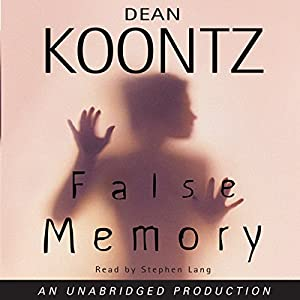 False Memory Audiobook