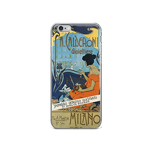 (Vintage poster - A. Calderoni Gioielliere 0238 - iPhone 6/6s Phone Case)