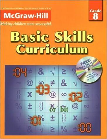 Basic Skills Curriculum, Grade 8: unknown: 0609746300582