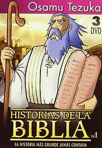 Historias De La Biblia - Volumen 1 [DVD]