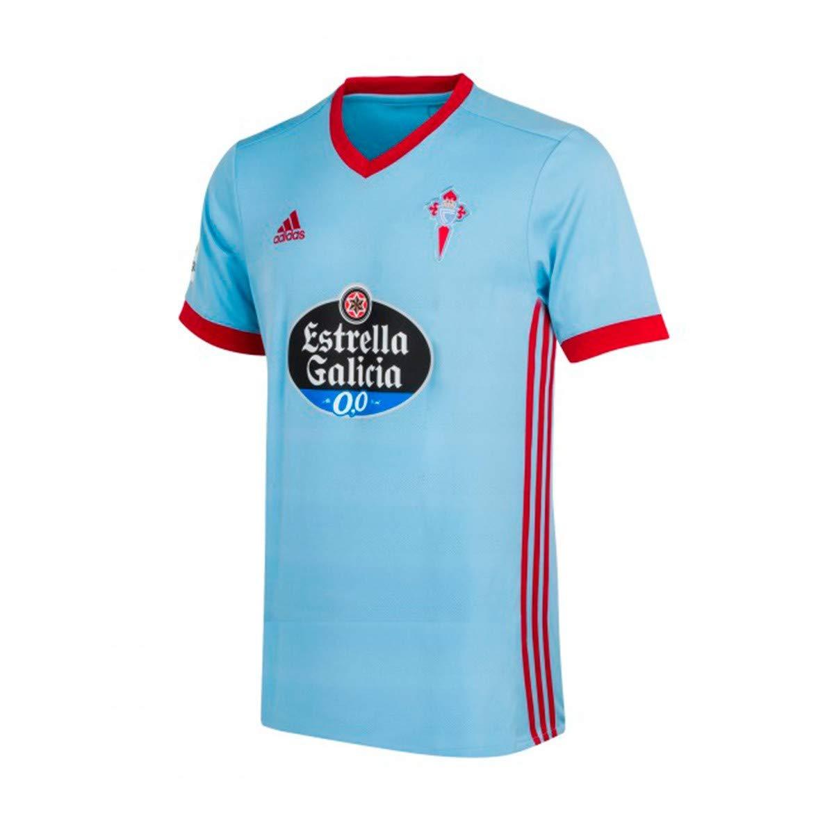 adidas Celta de Vigo Camiseta de Equipación, Niños: Amazon ...