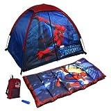 Spiderman 4 Piece Fun Camp Kit