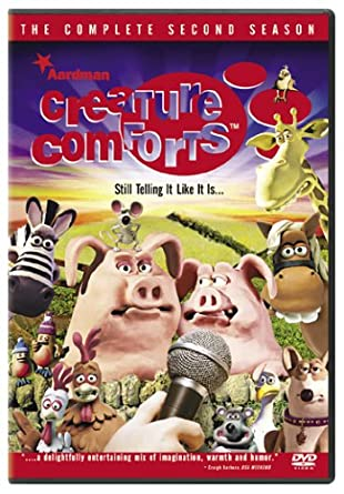 536870345faa Amazon.com  Creature Comforts - The Complete Second Season  Nick ...