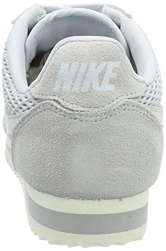Nike Gris Zapatillas Grey Taupe Se Cortez sail Classic Mujer Para wq76B