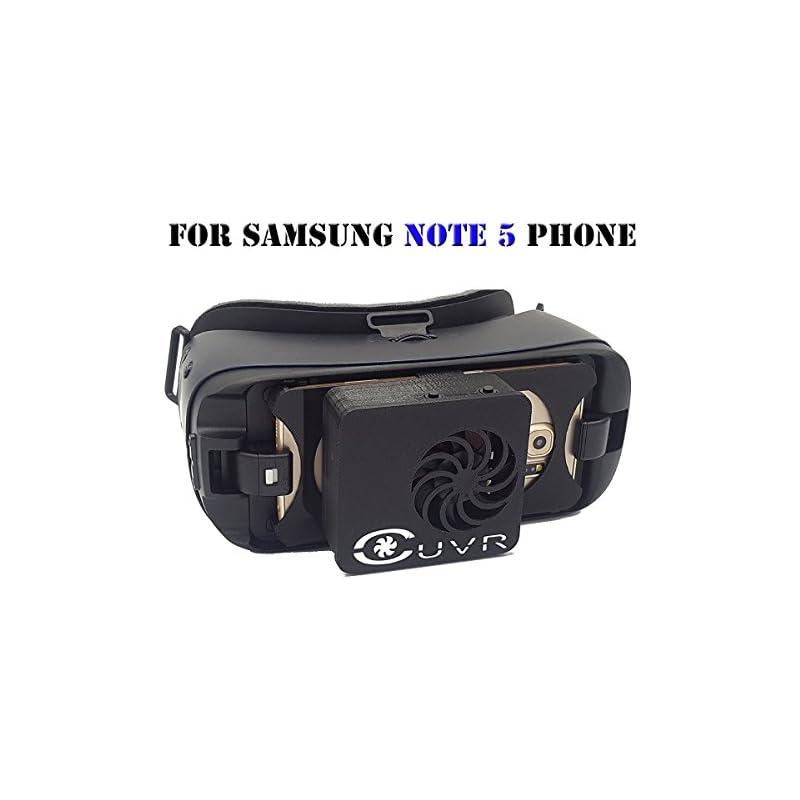 Samsung Gear VR Fan Cooling & Charging C