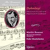 Romantic Piano Concerto, Vol. 6 - Dohnányi: Piano Concerto No. 1 in E minor; Piano Concerto no. 2 in B minor