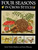 img - for Four Seasons in Cross Stitch book / textbook / text book
