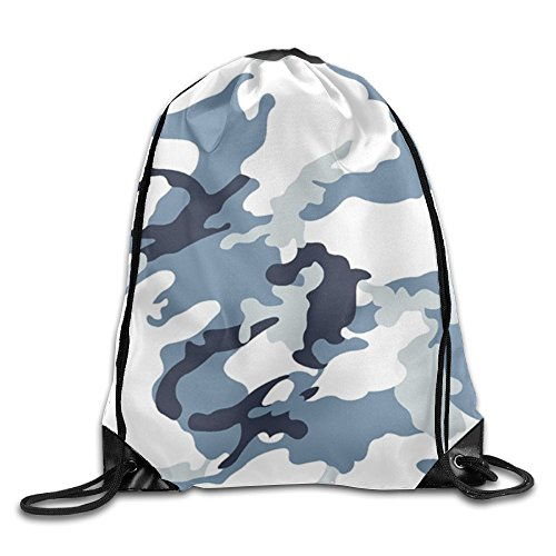 2018 Camouflage Cool Drawstring Bags Baseball Backpack For Teens College