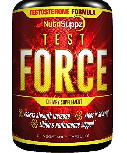Testosterone Supplement Naturally Strength Terrestris