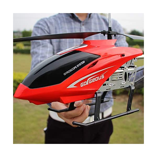 Lotees-RC-Helicopter-Boys-Toy-Large-24GHZ-Wireless-Remote-Control-Aircraft-Fall-Resistant-Helicopter-35CH-Gyro-LED-Indoor-Outdoor-Helicopter-Stable-Boys-Girls-Children-Gifts-Kids-Toy