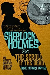 The Further Adventures of Sherlock Holmes: The Scroll of the Dead
