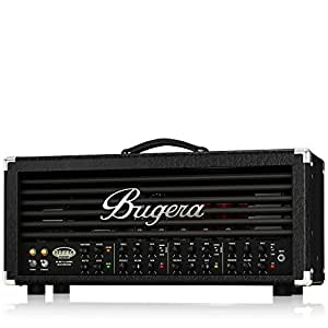 bugera trirec infinium 100 watt 3 channel tube amplifier head with tri mode rectifier reverb. Black Bedroom Furniture Sets. Home Design Ideas