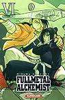 Fullmetal Alchemist - Intégrale, tome 6 par Arakawa