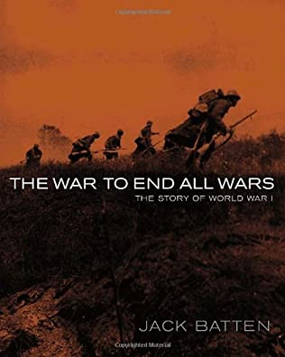 book cover of The War to End All Wars