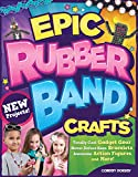 Epic Rubber Band Crafts: Totally Cool Gadget