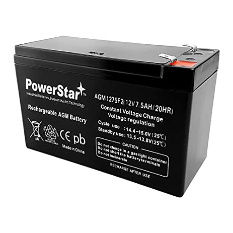 51F6DsS9e9L._SY463_ amazon com powerstar replacement battery cartridge 48 for apc  at virtualis.co