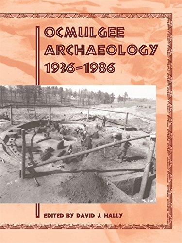 Books : Ocmulgee Archaeology, 1936–1986