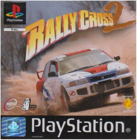 Rally Cross 2 Playstation Amazon Co Uk Pc Video Games