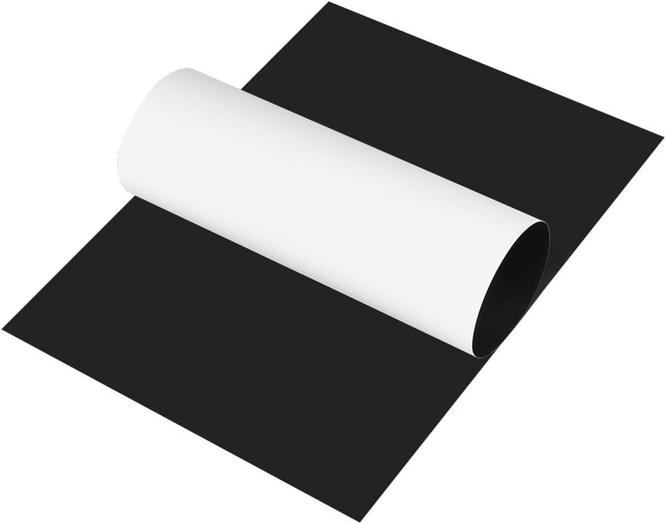 Hoja de impresi/ón magn/ética Flexible de Papel fotogr/áfico Impresiones de inyecci/ón de Tinta de 5 Piezas A4 Im/án