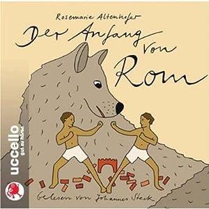 Der Anfang von Rom Hörbuch