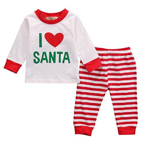 Infant Toddler Newborn Pajamas Stripe product image