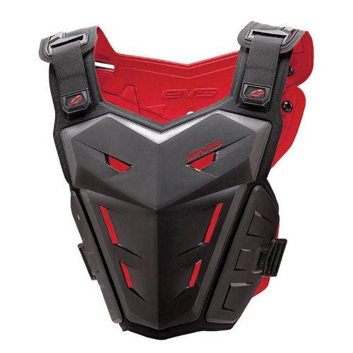 EVS F1 Roost Protector , Size: Sm-Md, Primary Color: Black, Distinct Name: Black, Gender: Mens/Unisex F1BK-S/M