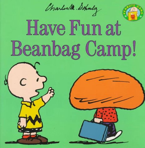 Have Fun at Beanbag Camp (Peanuts)