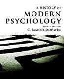 A History of Modern Psychology 4th Edition