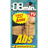 8 Minute Abs With 8 Minute Arms [VHS] ~ Jaime Brenkus