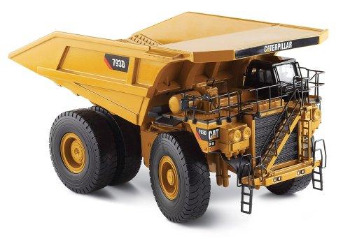 Norscot Cat 793D Mining Truck with Metal Railings ()