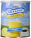 Thick & Easy Instant Food & Beverage Thickener, 8 Ounce