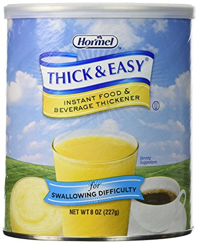 Thick   Easy Instant Food   Beverage Thickener  8 Ounce