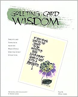 Greeting Card Wisdom Marc Lesser Renee Locks 9781891731556 Amazon Books