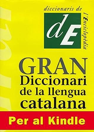 Gran Diccionari de la Llengua Catalana eBook: de