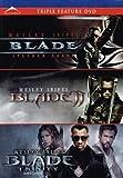 The Blade Trilogy (Blade / Blade II / Blade III: Trinity) Full Screen Edition - Bilingual