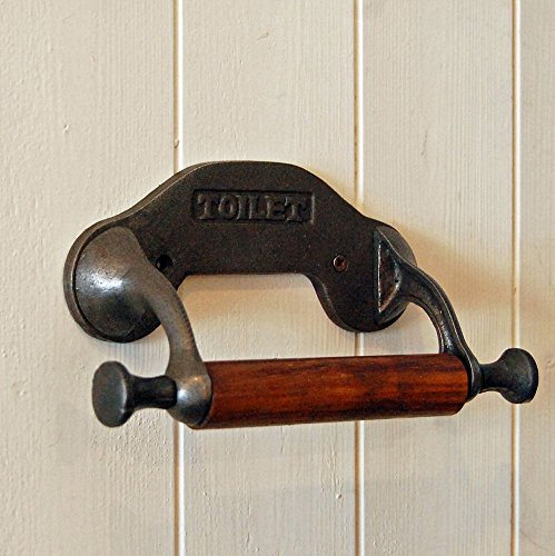 Simple vintage design wall mounted toilet loo roll holder (Paper Holder Victorian)