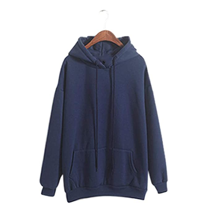 d60f177c50dd Image Unavailable. Image not available for. Color: Tiehan Fleece  Sweatshirts Women ...