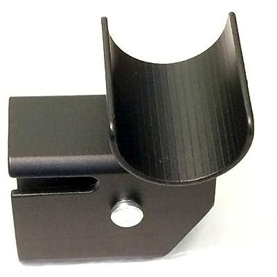 Lotus Development Lift Jack Rock Slider Adapter w/Locking Pin For Hi-Lift Jacks: Automotive