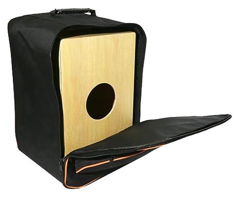 quantità limitata vendita scontata più vicino a Pyle Cajon bag Percussion trasporto zaino da viaggio con ...
