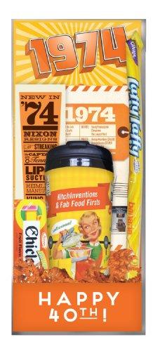 Seek Publishing 1974 Celebration Box Set - Birthday Gift Milestone Anniversary 40BOX-SEEK
