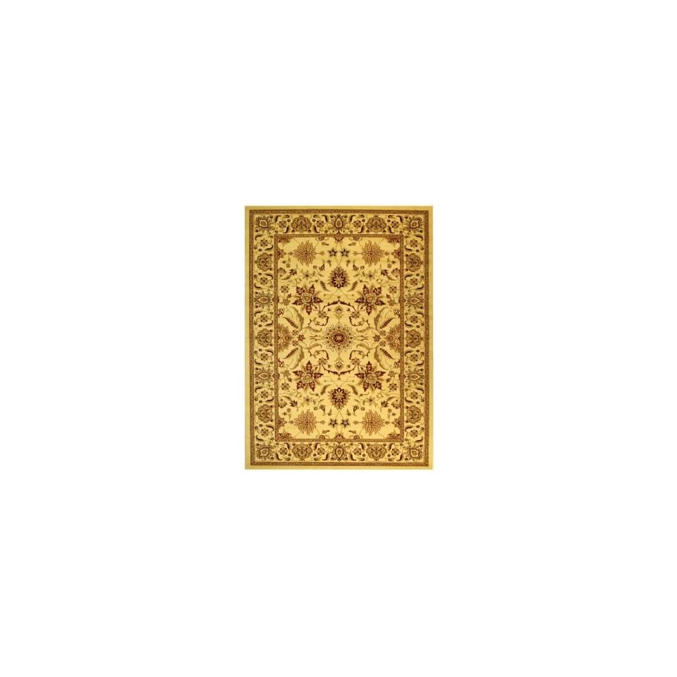 Safavieh Lyndhurst Collection LNH216A Traditional Oriental Ivory Area Rug (33 x 53)